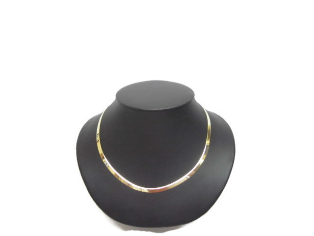20 10kt yellow gold necklace herringbone style 10 0 grams usa pawn. Black Bedroom Furniture Sets. Home Design Ideas